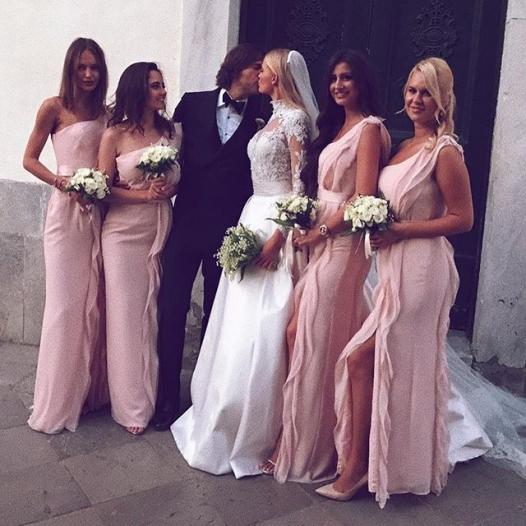 Опять свадьба, Вита Сидоркина вышла замуж