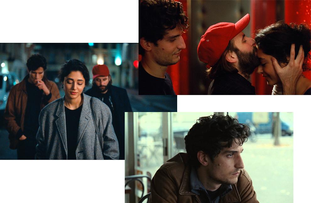 Кадры из фильма «Друзья»