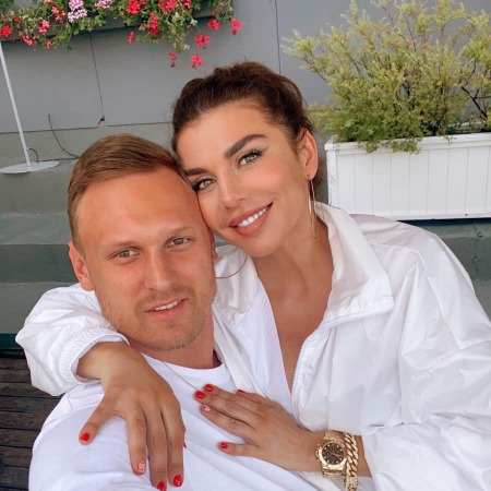 Janis Timma and Anna Sedokova