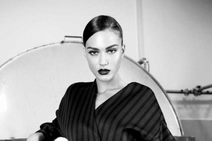 Tako Natsvlishvili speaks about her first steps to Fashion industry