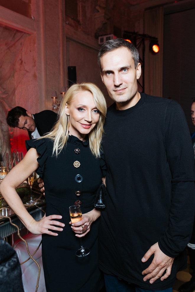 Kristina Orbakaite and Mikhail Zemtsov