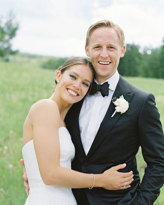 Model Emily Didonato married