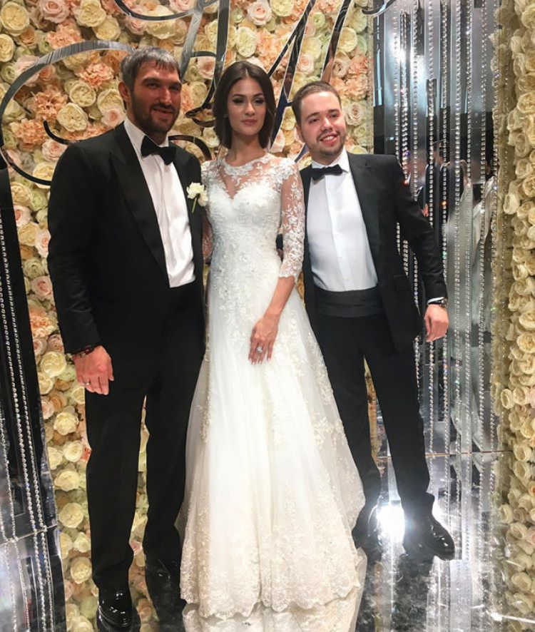 ovechkin shubskaya wedding