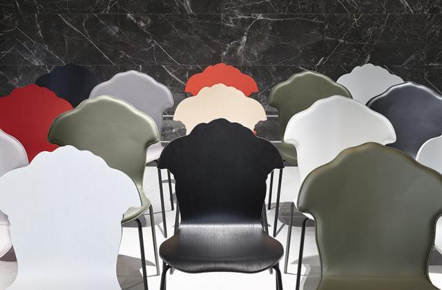 Versace Home Shadov Chairs