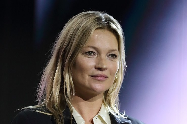 43-year-old Kate Moss is pregnant?