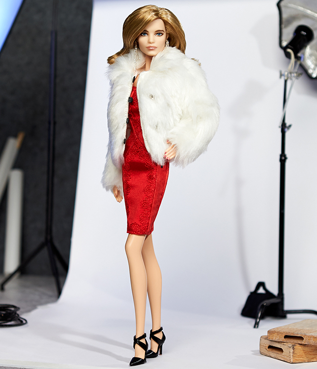 Natalia Vodianova - the first Russian Barbie Now Available