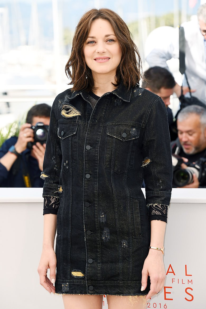 "Marion Cotillard at the Photocall of the film ""Illusion of Love"" in the framework of the 69th Cannes Film Festival"