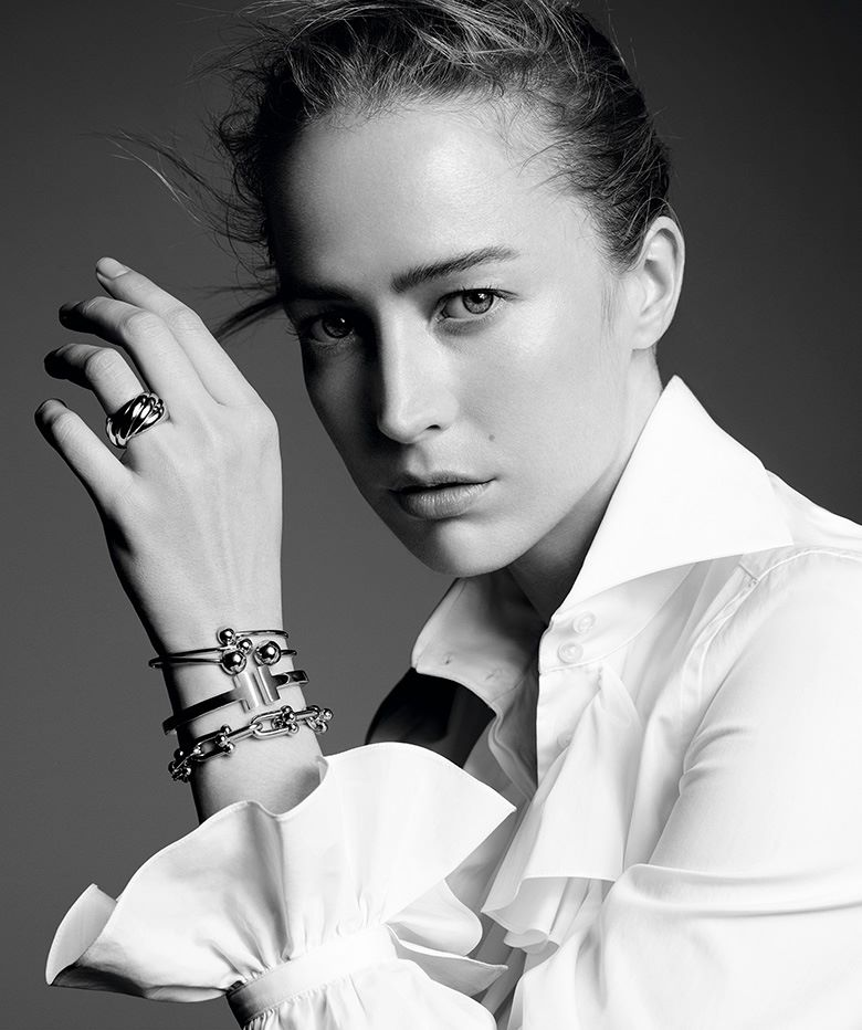 Tiffany HardWear: a new jewelry collection Tiffany & Co., inspired by the provocative style of the streets of New York