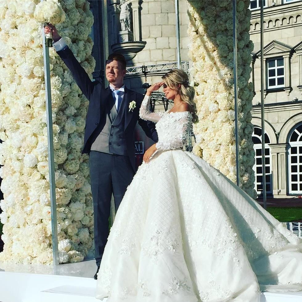 A luxurious wedding of grandson Alla Pugacheva turned into a scandal 17.08.2017 21