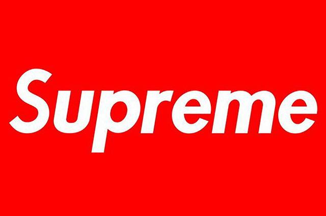 Логотип Supreme