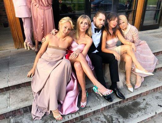 Marina Rudneva, Svetlana Bondarchuk, Alexei Kiselev, Stella Aminova and Yana Rudkovskaya