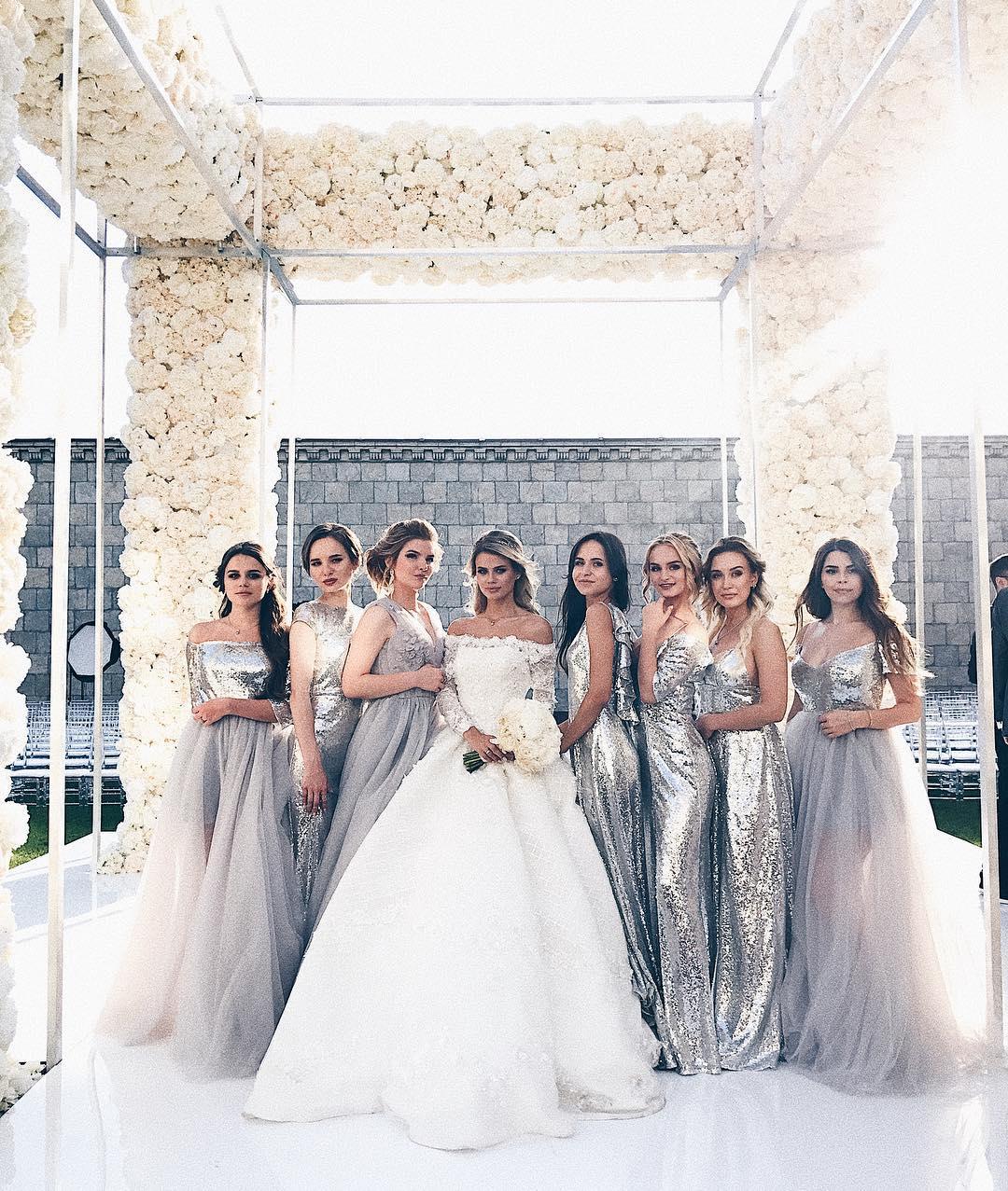 A luxurious wedding of grandson Alla Pugacheva turned into a scandal 17.08.2017 82