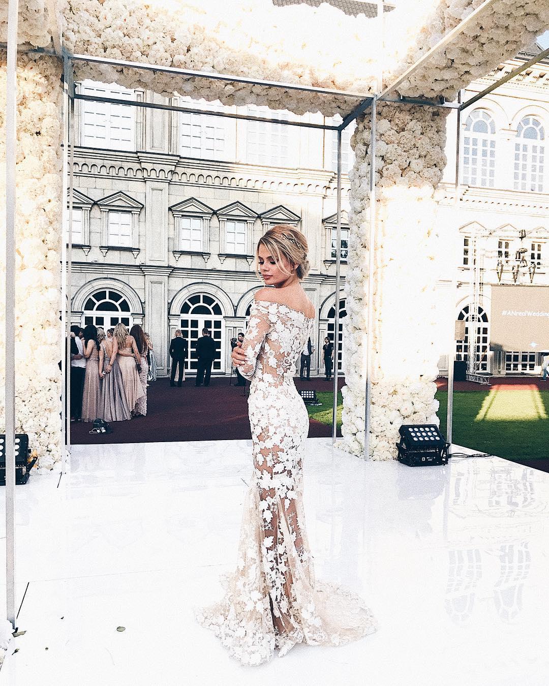 A luxurious wedding of grandson Alla Pugacheva turned into a scandal 17.08.2017 73
