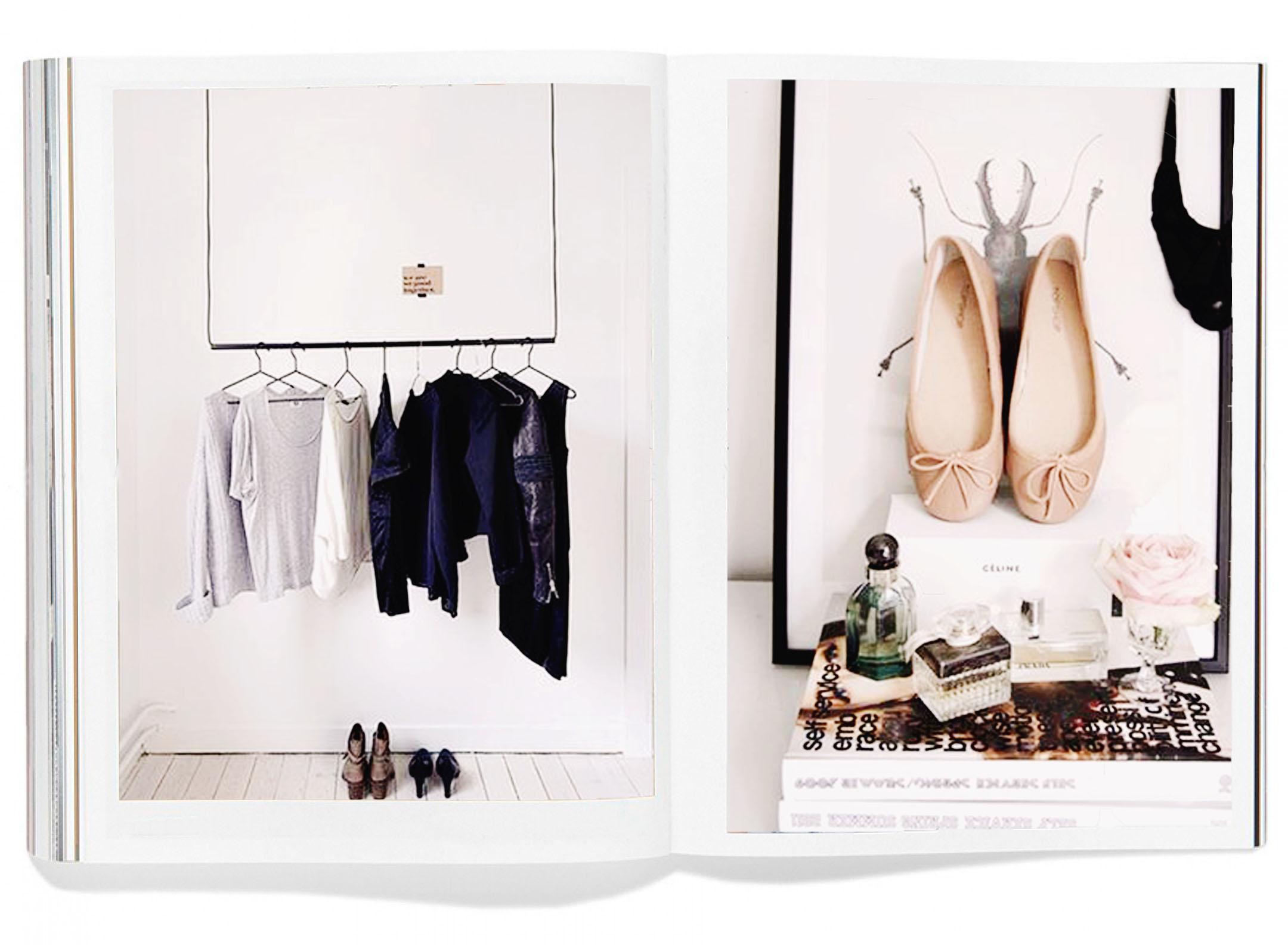 key wardrobe items