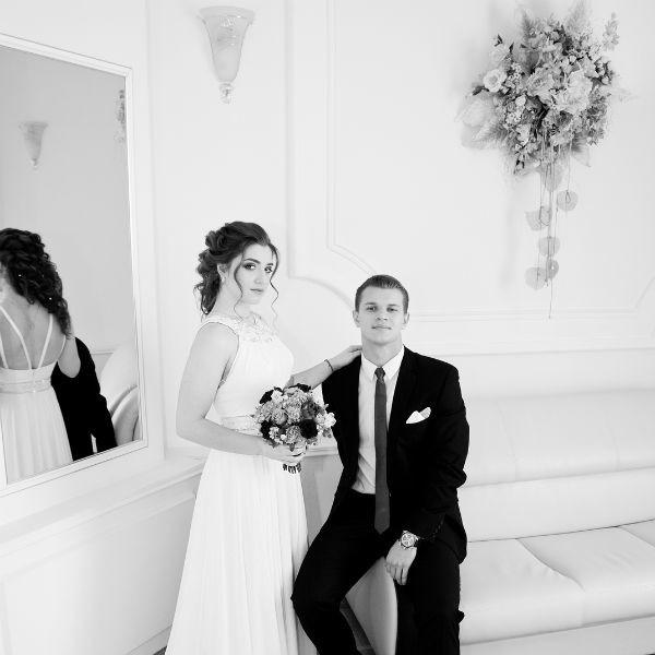 Aliya Mustafina and Alexey Zaitsev were married in November 2016