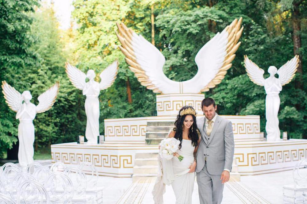 Greek Goddess Wedding Theme Gm6fo