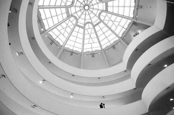 Музей современного искусства Соломона Гуггенхайма