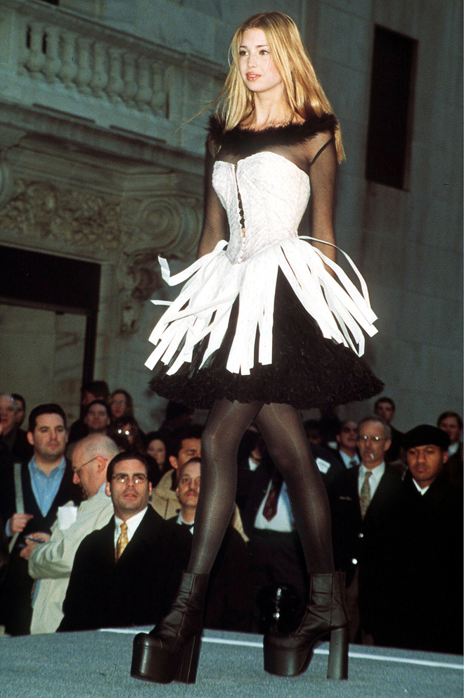 Seventeen Magazine Fashion Show, 1997