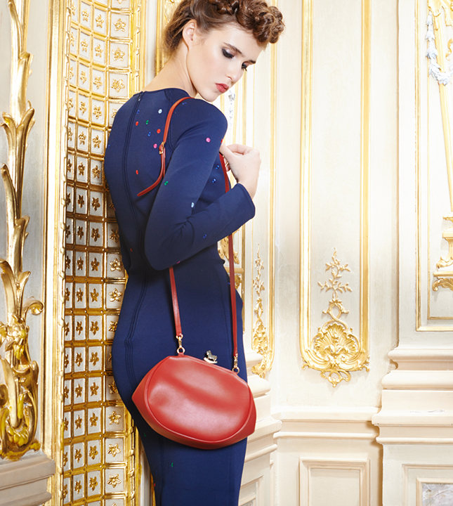 Ulyana Sergeenko releases a collection of timeless accessories