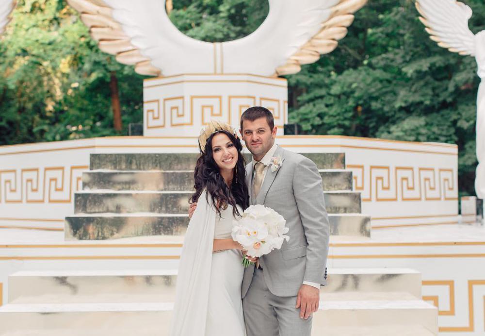 Alexander radulov wedding