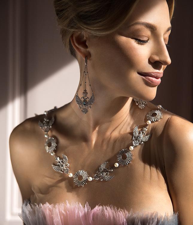Russian fantasy Axenoff Jewellery