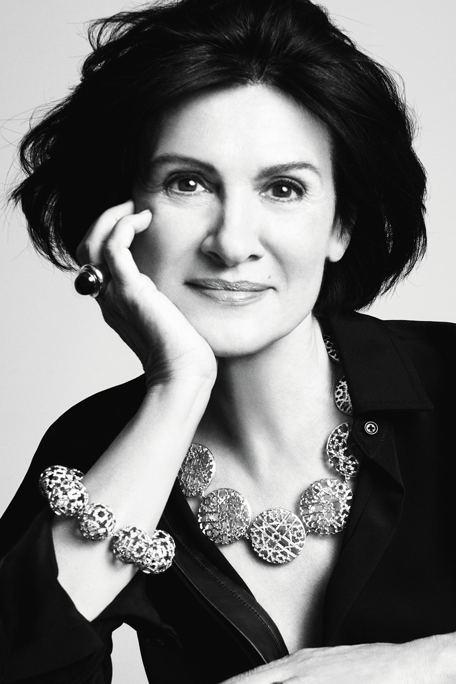 "Paloma Picasso: ""Favorite decorations become a part of ourselves"""