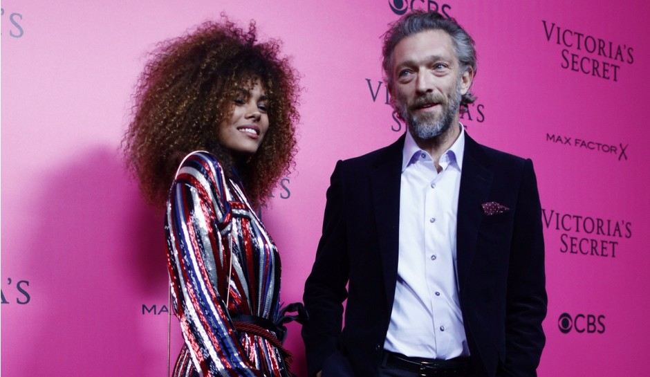 20-year-old lover of Vincent Cassel is in love with another man?