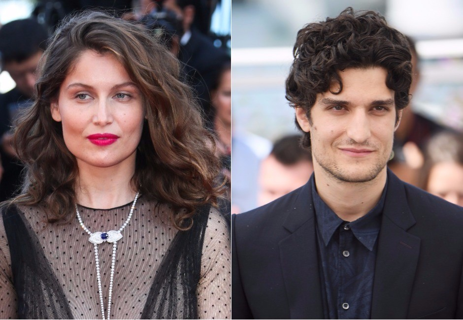 Laetitia Casta and Louis Garrel got secretly married