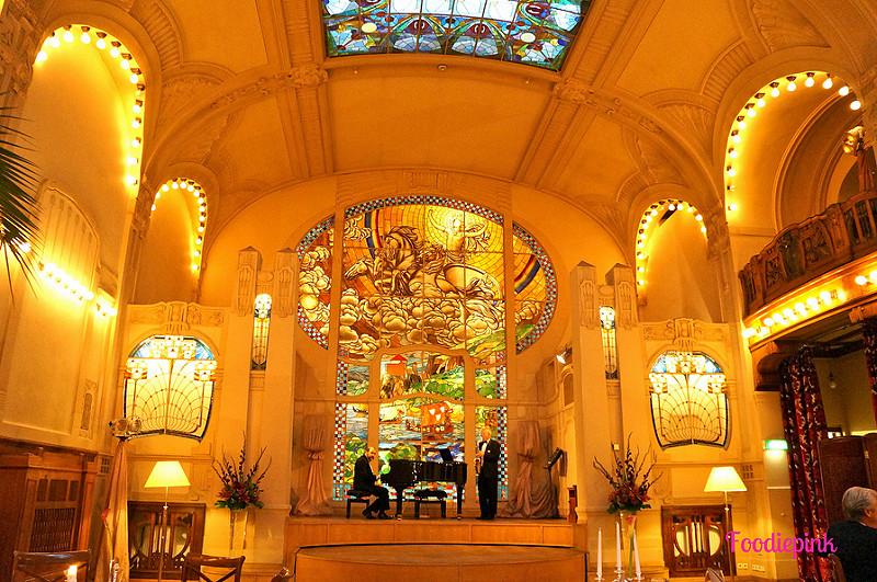 best restaurants  L'EUROPE st. petersburg
