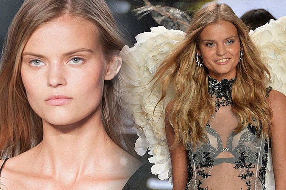 Victoria's Secret angel - Russian model Kate Grigorieva