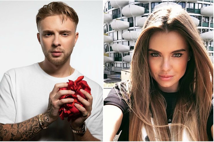 "Egor Kreed's Chosen One on the ""Bachelor"" show was Daria Klyukina"