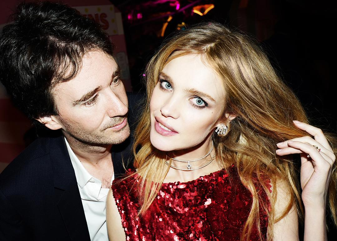 Natalia Vodianova showed off her grown younger son Roman Arnault