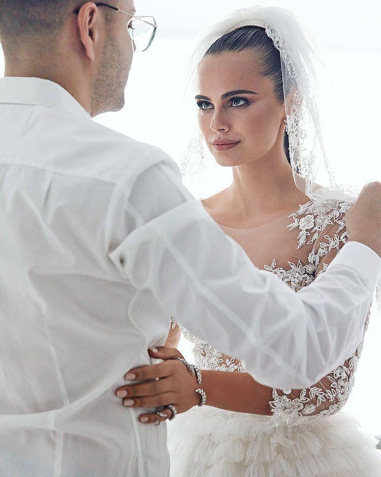 Xenia Deli Wedding Ring