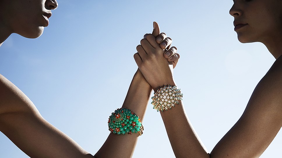 Updates in the Cactus de Cartier jewelry collection