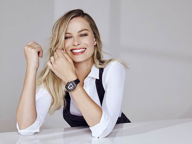 Richard Mille introduces Margot Robbie as new brand ambassador