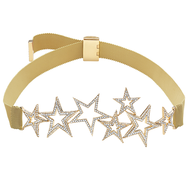 A Star is Born gold hairband