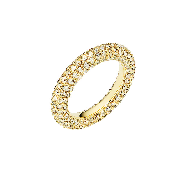 Small ring in Golden Shadow