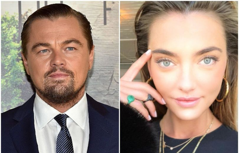 Alina Baikova first commented on the relationship with Leonardo DiCaprio