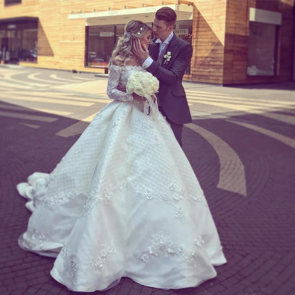 A luxurious wedding of grandson Alla Pugacheva turned into a scandal 17.08.2017 10