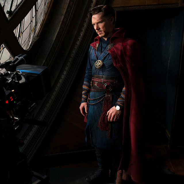 Benedict Cumberbatch x Jaeger-LeCoultre