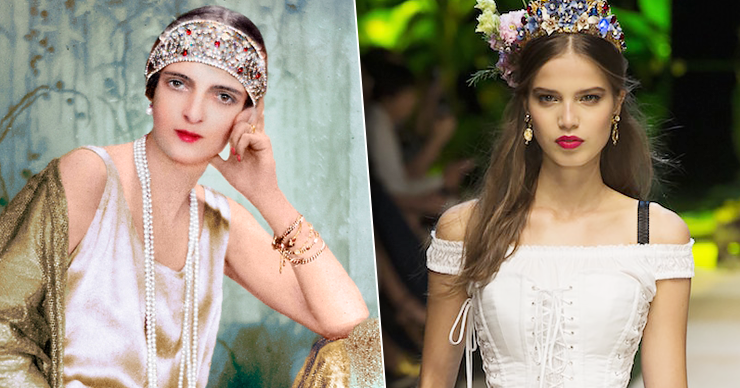 Jewellery A LA RUSSE - from Romanov Russia to modern style
