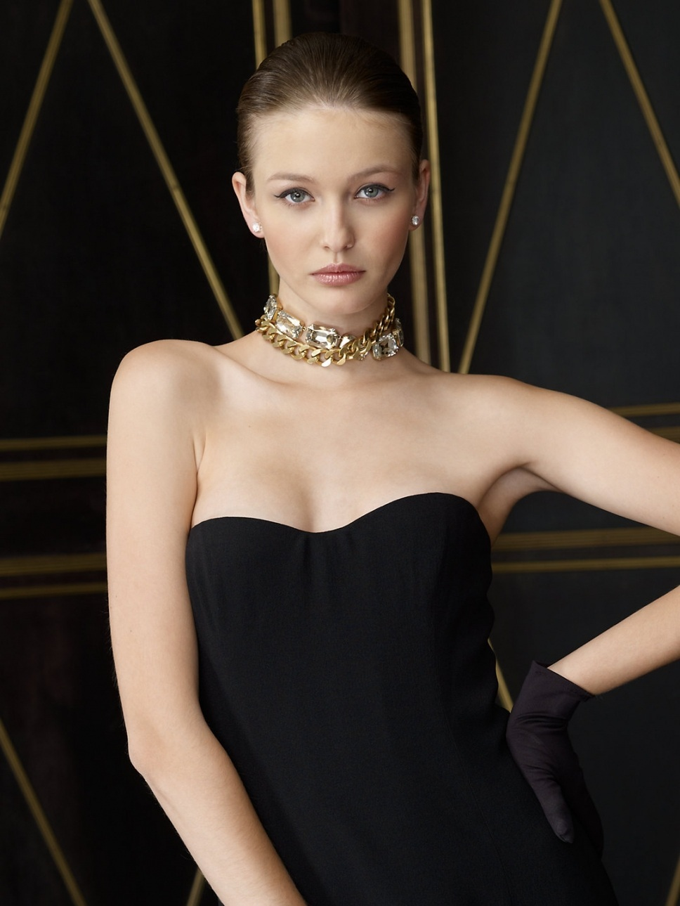 Kristina Romanova: interview with a model