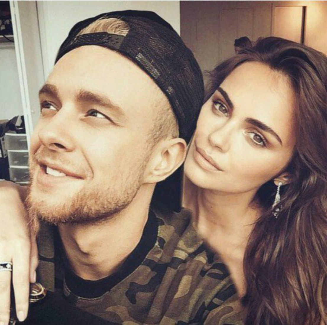 Ex-boyfriend of Xenia Deli Egor Kreed has an affair with the model from St. Petersburg