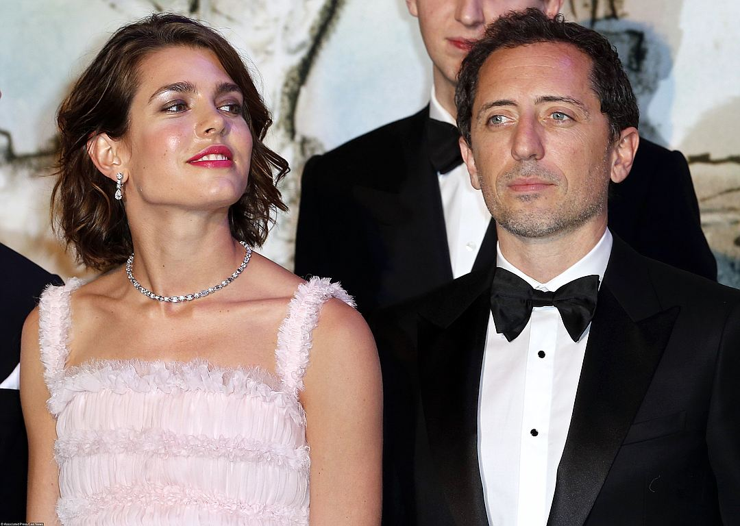 Heir to the house of Grimaldi Charlotte Casiraghi started having an ...