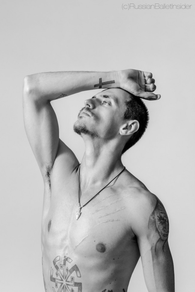 Sergei Polunin about favourite ballet and secret of success