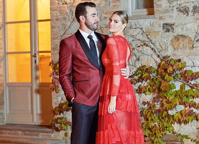 Kate Upton Wedding Dress.Gentle And Luxurious Kate Upton Showed Off New Wedding Pictures