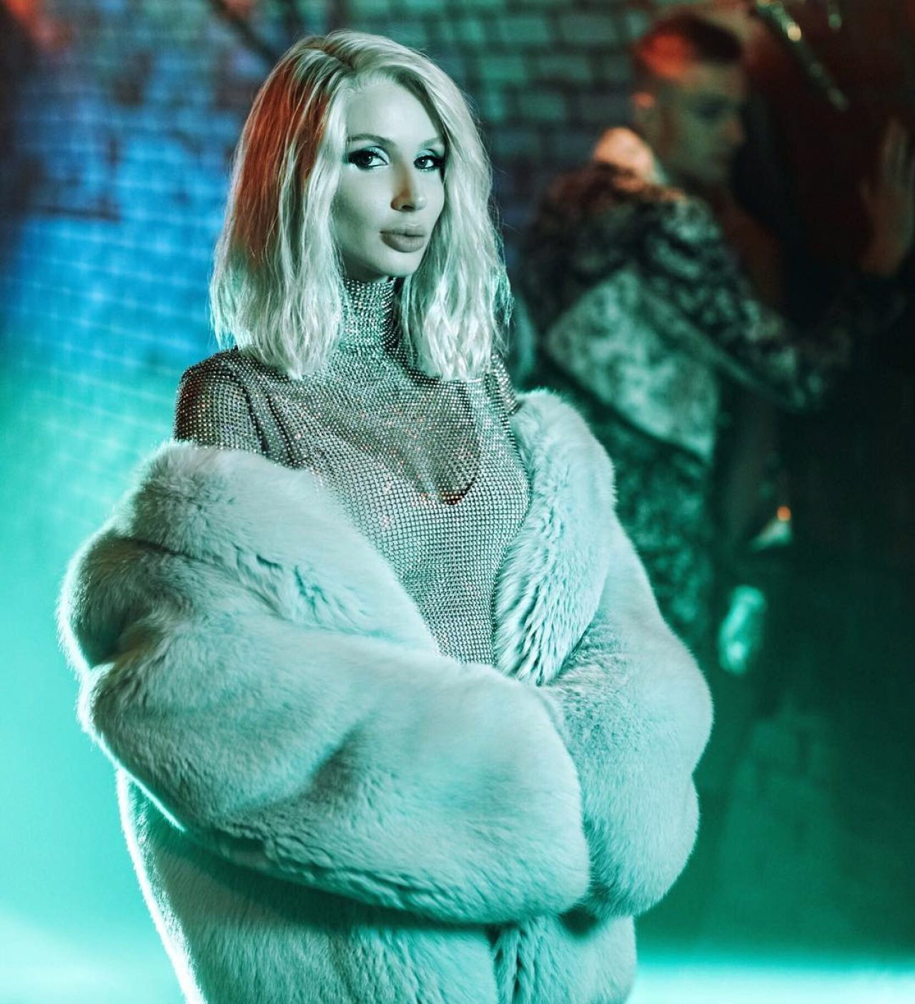 Svetlana Loboda, who became a mother for the second time, resumed her performances 16.07.2018 51