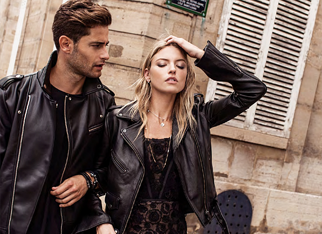 Urban Romance: new Swarovski lookbook