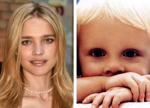 Natalia Vodianova showed rare photos of her first child in honor of his 15th anniversary