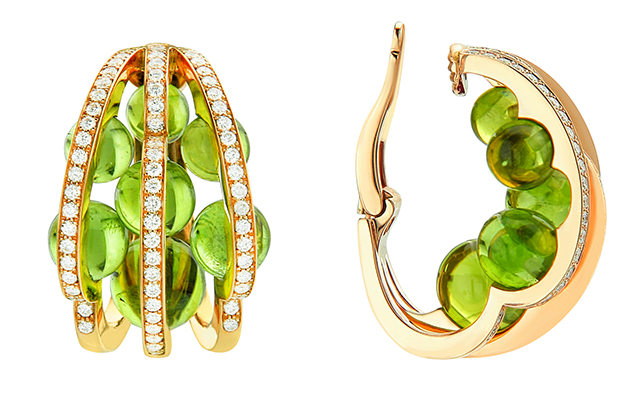 Versace Vedana Earrings, Dhs76,100
